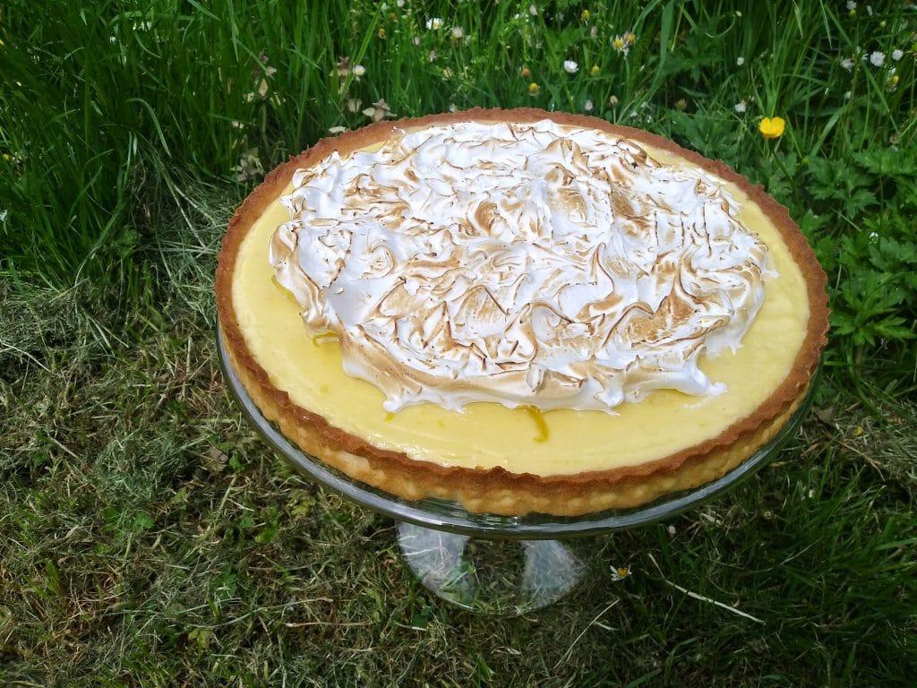 Citroen meringue (tartelette)